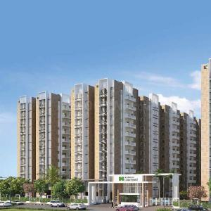 Gallery Cover Image of 1640 Sq.ft 3 BHK Apartment for buy in Ambience Courtyard, Manikonda for 10060000