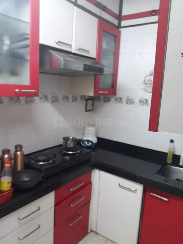 Kitchen Image of 540 Sq.ft 1 BHK Apartment for rent in Worli for 50000
