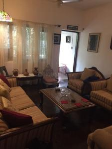 Gallery Cover Image of 1200 Sq.ft 1 BHK Apartment for rent in Rest House Apartments, Ashok Nagar for 35000