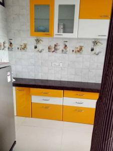 Kitchen Image of Vidhu Lata PG in Kharghar