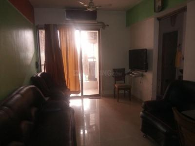 Gallery Cover Image of 550 Sq.ft 1 BHK Apartment for rent in Kopar Khairane for 26000