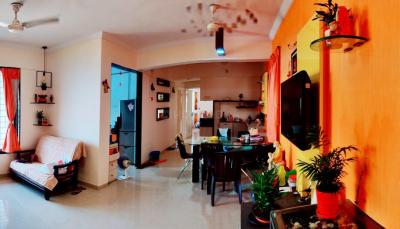 Gallery Cover Image of 1500 Sq.ft 2 BHK Apartment for rent in Thane West for 35000