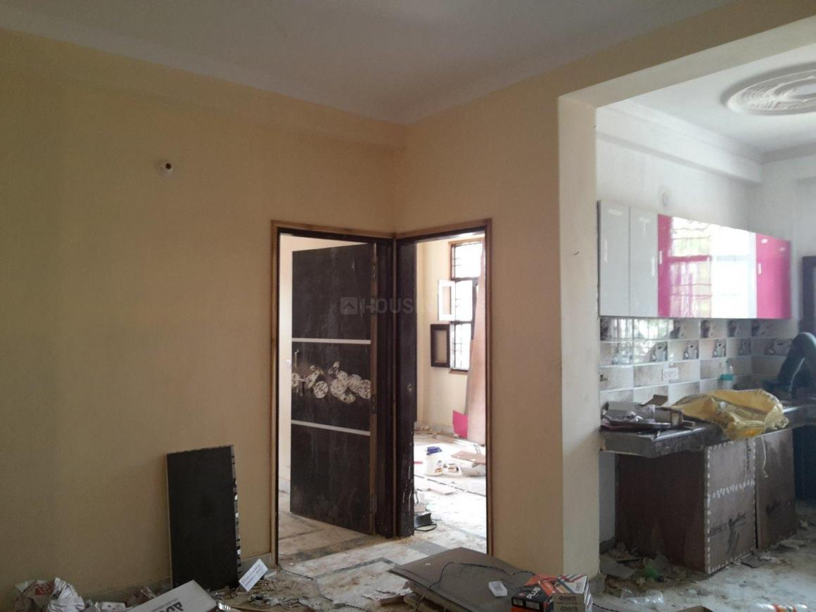 Living Room Image of 950 Sq.ft 3 BHK Apartment for rent in Sector 23 Dwarka for 19000