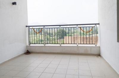 Balcony Image of Ashok Meadows Flat No- M-203 in Maan