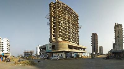 Gallery Cover Image of 1220 Sq.ft 2 BHK Apartment for buy in Uran for 8800000