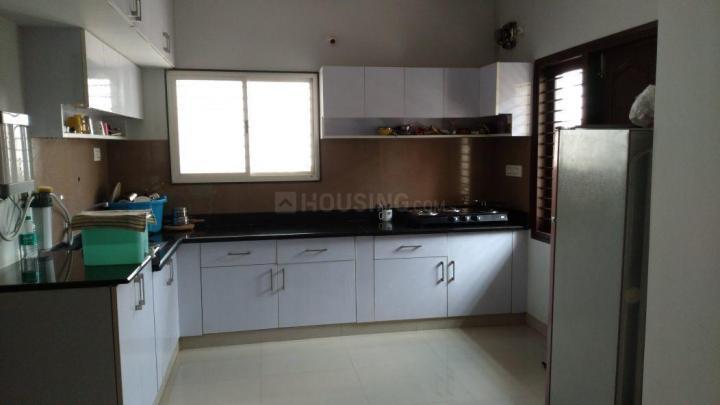 Kitchen Image of Sri PG For Ladies in Sanjeevini Nagar