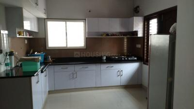 Kitchen Image of Sri PG For Ladies in Sanjeevini Nagar