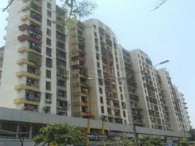 Gallery Cover Image of 650 Sq.ft 1 BHK Apartment for rent in Kandivali West for 26000