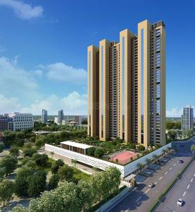 Gallery Cover Image of 3600 Sq.ft 4 BHK Apartment for rent in Ghansoli for 85000