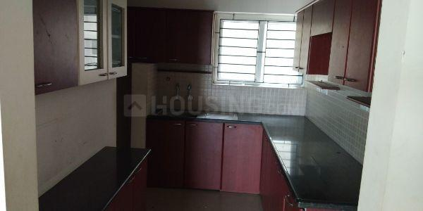 Kitchen Image of 1650 Sq.ft 3 BHK Apartment for rent in Porur for 30000