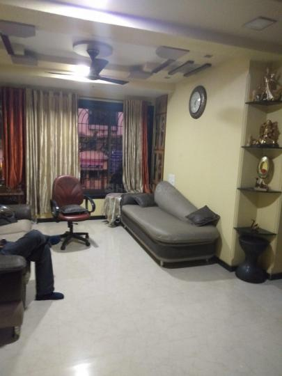 Living Room Image of 1100 Sq.ft 2 BHK Apartment for rent in Nerul for 23500