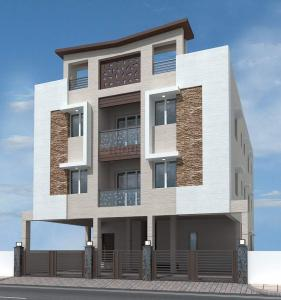 Gallery Cover Image of 990 Sq.ft 3 BHK Apartment for buy in Perambur for 9500000