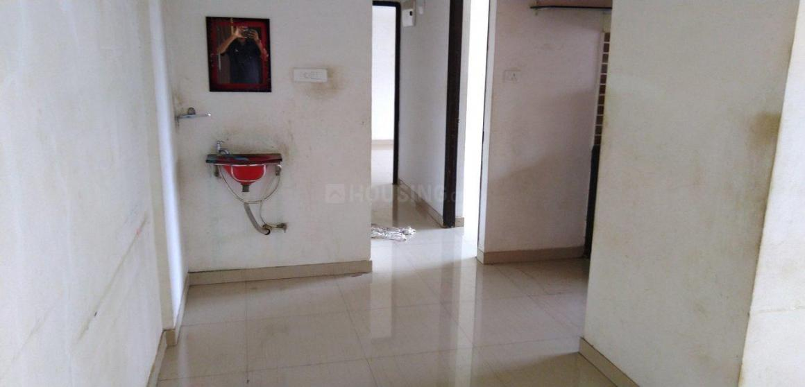 Living Room Image of 1000 Sq.ft 2 BHK Apartment for rent in Koproli for 7500