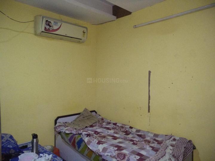 महरौली में यूनिक पीजी में बेडरूम की तस्वीर