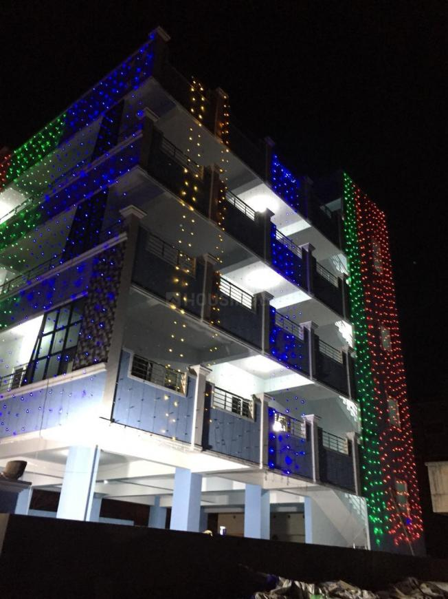 Building Image of 800 Sq.ft 1 RK Apartment for rent in Puppalaguda for 8500