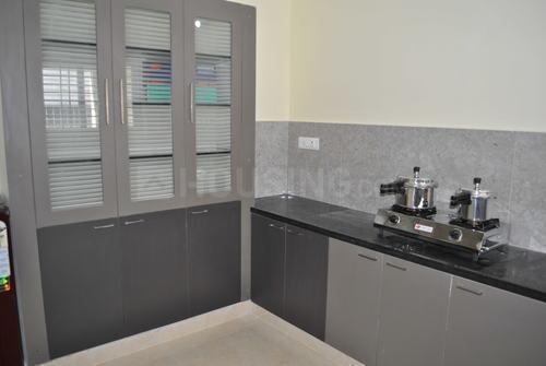 Kitchen Image of Shri Srinivasam S2nest in Palavakkam