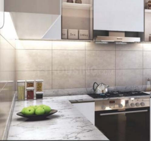 Kitchen Image of 1110 Sq.ft 3 BHK Apartment for buy in Welworth Bluescapes, Anand Nagar for 10800000