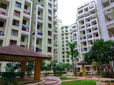 Gallery Cover Image of 1200 Sq.ft 2 BHK Apartment for rent in Wakad for 21000