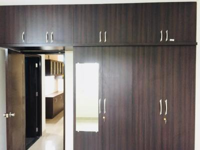 Gallery Cover Image of 1500 Sq.ft 3 BHK Apartment for rent in Yelahanka for 20000