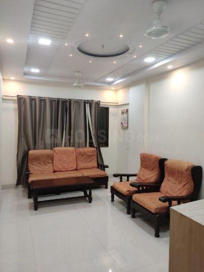 Living Room Image of 700 Sq.ft 2 BHK Apartment for rent in Andheri East for 45000