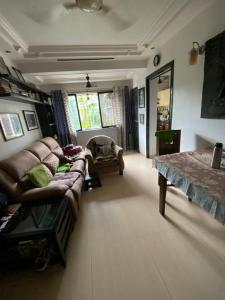 Gallery Cover Image of 575 Sq.ft 2 BHK Apartment for buy in Ganesh Apartment, Airoli for 9500000