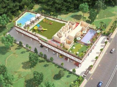 Gallery Cover Image of 764 Sq.ft 1 BHK Apartment for buy in Gami Viona, Kharghar for 6500000