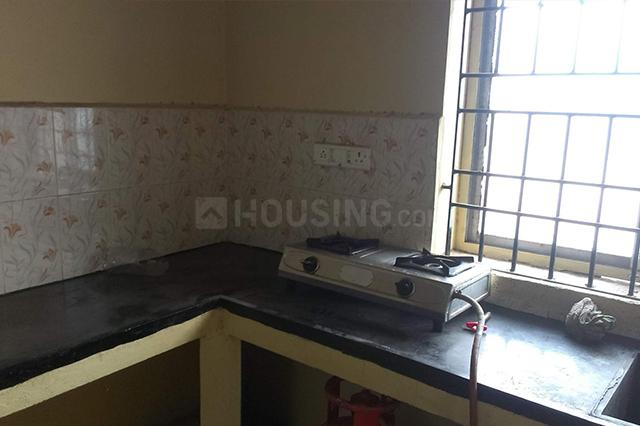 Kitchen Image of Emy PG & Accommodation in Thiruvanmiyur