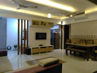 Gallery Cover Image of 1250 Sq.ft 2 BHK Apartment for rent in Ghansoli for 51500