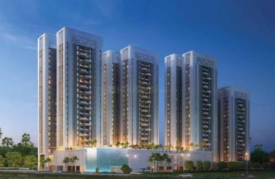 Gallery Cover Image of 1435 Sq.ft 3 BHK Apartment for buy in Merlin 5th Avenue, Salt Lake City for 10900000