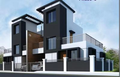 Gallery Cover Image of 1095 Sq.ft 3 BHK Villa for buy in Purple Touch Phase 3, Lohegaon for 5700000