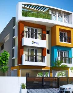 Gallery Cover Image of 1229 Sq.ft 3 BHK Apartment for buy in Sembakkam for 6145000