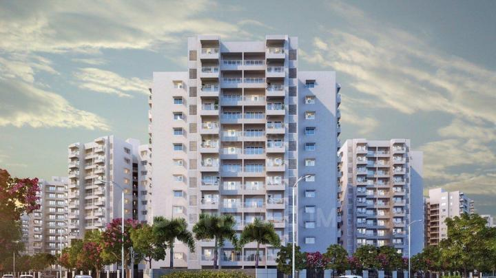 Building Image of 1638 Sq.ft 3 BHK Apartment for buy in Godrej Eden G And H, Chandkheda for 6900000