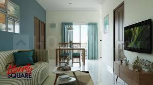 Gallery Cover Image of 1010 Sq.ft 3 BHK Apartment for buy in Shriram Liberty Square, Gulimangala for 5500000