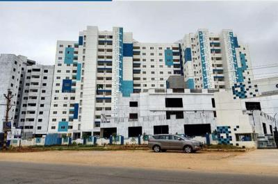 Gallery Cover Image of 1040 Sq.ft 2 BHK Apartment for rent in  The Commune, Marsur for 12000