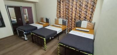 Bedroom Image of No Brokrage PG in Powai