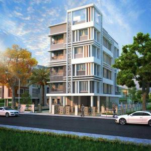 Gallery Cover Image of 1039 Sq.ft 2 BHK Apartment for buy in Park Apartment , Gariahat for 7500000