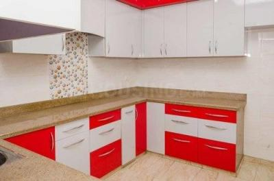 Kitchen Image of Parmod Nest Delhi in Sarita Vihar