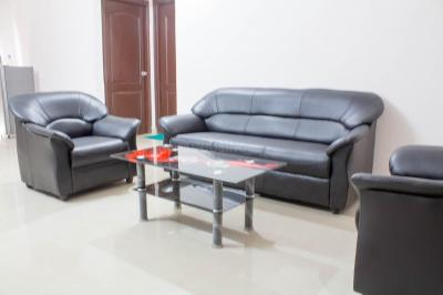 Living Room Image of PG 4643207 Gachibowli in Gachibowli