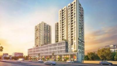 Gallery Cover Image of 1078 Sq.ft 3 BHK Apartment for buy in Amar Serenity, Pashan for 10500000