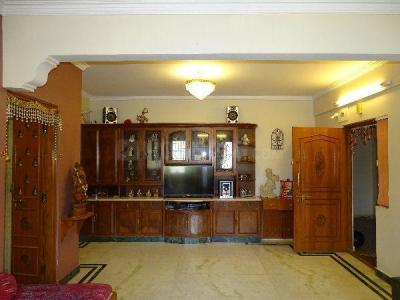 Gallery Cover Image of 1840 Sq.ft 3 BHK Apartment for rent in J. P. Nagar for 38000