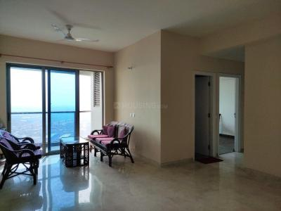 Gallery Cover Image of 1665 Sq.ft 3 BHK Apartment for rent in Sector 106 for 17000