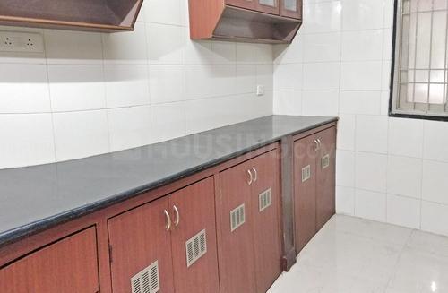 शोलिंगनल्लूर में सीताराम नेस्ट के किचन की तस्वीर