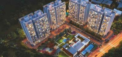 Gallery Cover Image of 1404 Sq.ft 3 BHK Apartment for buy in Hinjewadi for 6900000