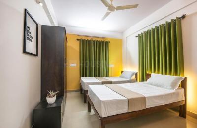 Bedroom Image of Helloworld Spice in Marathahalli