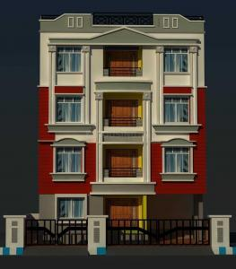 Gallery Cover Image of 870 Sq.ft 3 BHK Apartment for buy in Regent Park for 3800000