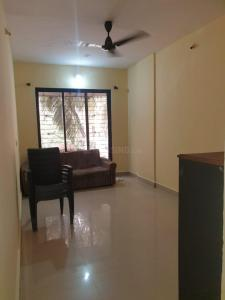 Gallery Cover Image of 580 Sq.ft 1 BHK Apartment for rent in Airoli for 10000
