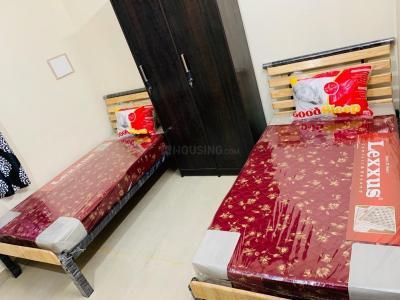 बोम्मनहल्ली में आर्केड स्टे पीजी फॉर गर्ल्स के बेडरूम की तस्वीर