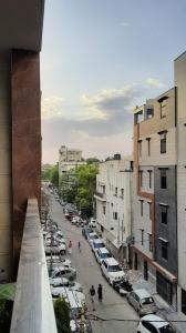 Balcony Image of PG 6669865 Mukherjee Nagar in Mukherjee Nagar