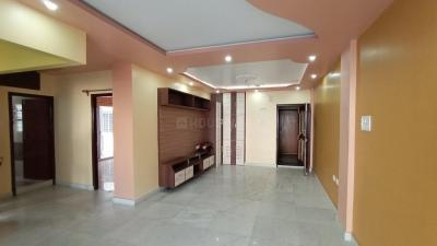 Gallery Cover Image of 1029 Sq.ft 2 BHK Apartment for rent in Birati for 12000