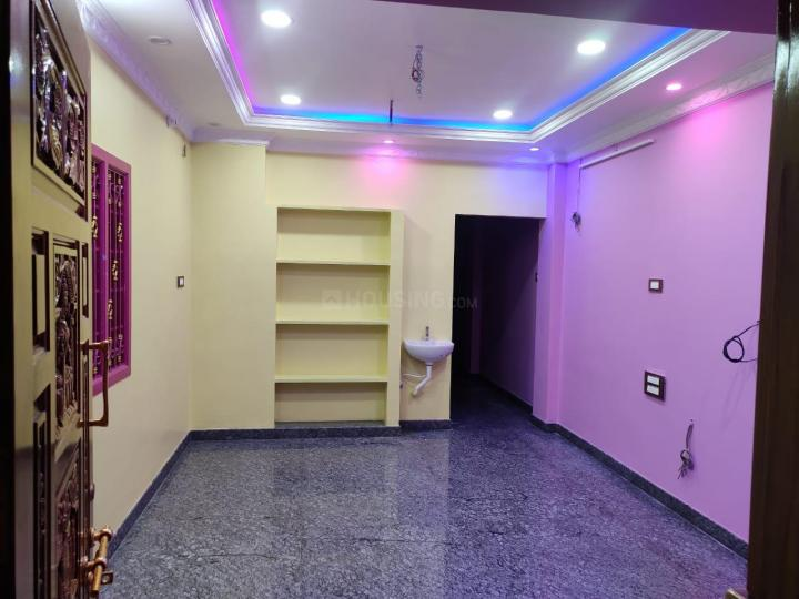 Living Room Image of 500 Sq.ft 1 BHK Independent House for rent in Tambaram for 12000